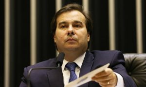 Presidente da Câmara dos Deputados,Rodrigo Maia convida para a sessão solene em homenagem a fundação da UVB