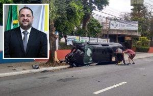 Presidente da Câmara de Vereadores de São Bernardo do Campo-SP morre em acidente de carro no ABC