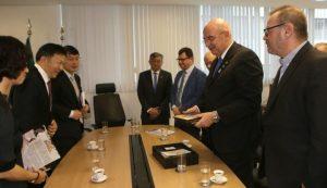 Brasil e China assinam acordo de intercâmbio no setor audiovisual