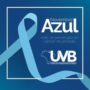 UVB apoia Campanha Novembro Azul que alerta para a prevenção ao câncer de próstata