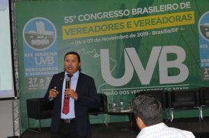 Nuances e Detalhes do Processo Legislativo foi discutido na 55º edição do Congresso Brasileiro de Vereadores