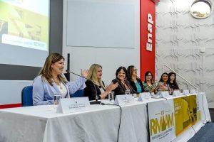 Deputada Aline Gurgel  representa a UVB na 14° reunião de Altas Autoridades sobre Direitos Humanos do Mercosul
