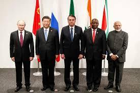 Líderes do Brics se reúnem em Brasília