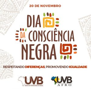 Dia da Consciência Negra, respeitando diferenças e promovendo a igualdade.