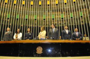 Câmara dos Deputados homenageia a UVB pelos 55 anos de fundação
