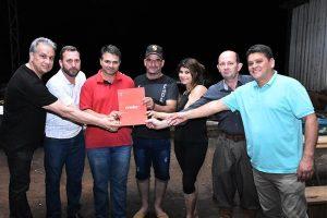 Grupo Creluz entrega rede trifásica em Iraí-RS