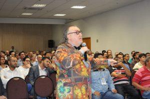 Comunicação e Redes Sociais  foi tema debatido no 55º Congresso Brasileiro de Vereadores em Brasília.