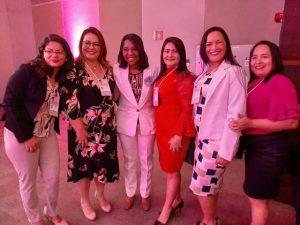 Vereadora  de Chapadinha- MA participa do II Seminário do Mulheres Republicanas em Brasília