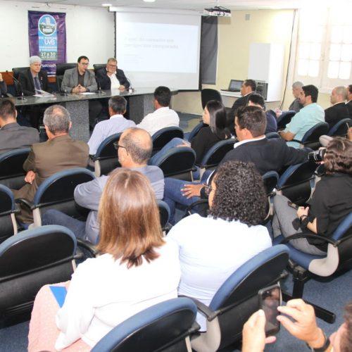1º Encontro de Legislativos Municipais realizado na Câmara Municipal do Recife -PE