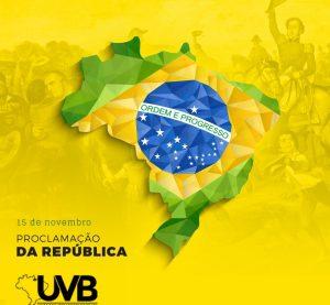 15 de novembro Dia da Proclamação da República