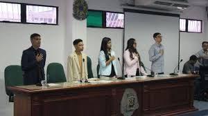 Segunda sessão ordinária dos Jovens Vereadores é realizada na Câmara de Simões Filho-BA
