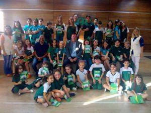 Presidente da UVB visita o Colégio Opet em Curitiba-PR e conhece o projeto Cidade Mirim