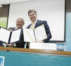 Ministérios formalizam parceria para desenvolver soluções voltadas a Cidades Inteligentes Sustentáveis
