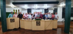 AVASB realiza reunião na Câmara de Soledade/RS.