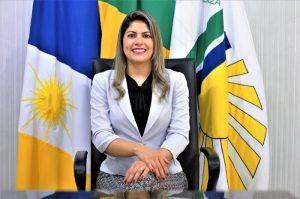 Vereadora Leidiane Mota destina Emenda Impositiva para aparelhamento dos Agentes de Saúde e Endemias de Lajeado-TO