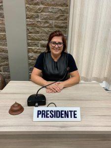 Vereadora Marisa Ana Bonfanti será a presidente da câmara de Arvorezinha-RS em 2020