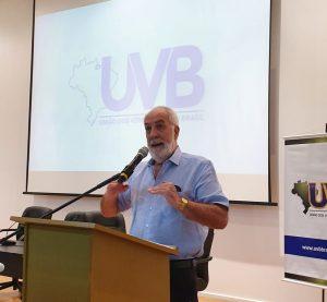 Toda experiência de Genaro Borges em encontro de vereadores da UVB