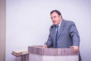 Gilson Conzatti concede entrevista à Rádio Marabá