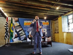 """""""Os Vereadores e as Leis de Conciliação de Políticas Públicas – Leis aproximam o Povo do Poder"""" em Itu-SP."""