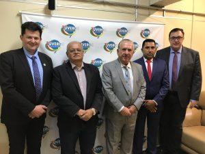 Misiara é eleito em Porto Alegre, Presidente do Fórum de Entidades Estaduais do Legislativo.