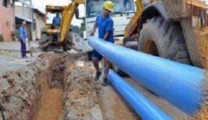 Plenário mantém previsão de blocos de municípios para prestação de serviço de saneamento