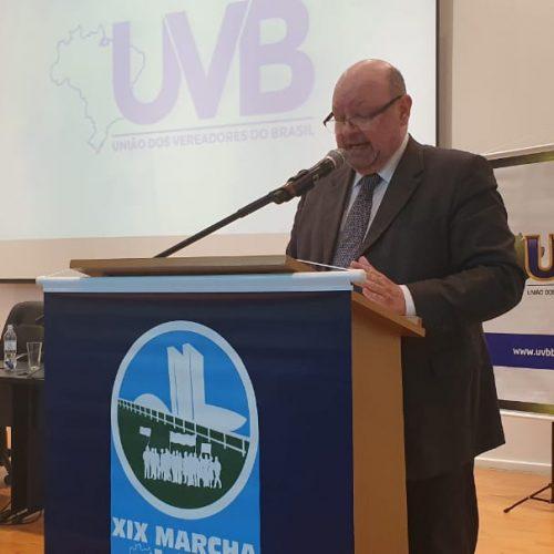 UVB encerra com sucesso o Encontro Nacional de Vereadores em Porto Alegre