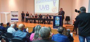 UVB homenageia vereadores e entidades com o Top Legislativo