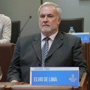 Morre o vereador Elvio de Lima de Bento Gonçalves/RS