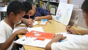 Programa de alfabetização será prioridade em 2020