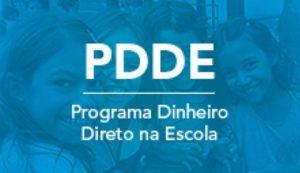 Atenção Estados e municípios: escolas devem atualizar cadastro para receber recursos do PDDE