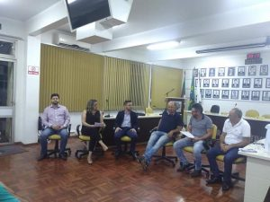 Associação  das Câmaras da região da produção realiza  reunião para prestação de contas do ano de 2019.