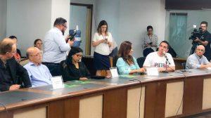 Câmara  de Passo Fundo/RS defende em Porto Alegre  investimentos no combate ao câncer infantil.
