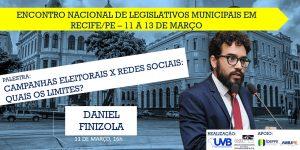 Campanhas eleitorais x redes sociais: quais os limites? em Recife será debatido no encontro da UVB
