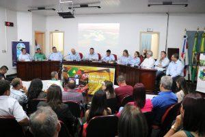 UVB presente na primeira Assembleia Geral do ano da Associação das Câmaras Municipais do Alto Jacuí-ASCAMAJA