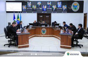 Câmara de Nova Mutum-MT destina de suas economias para enfrentamento do Coronavírus (COVID-19), o valor de R$ 350,00 mil reais.