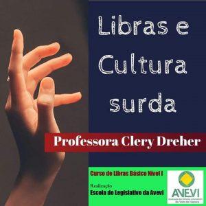 Escola do Legislativo da Avevi está oferecendo curso de libras online