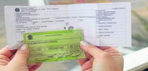 Comprovante de pagamento de multa eleitoral não precisará mais ser apresentado aos cartórios eleitorais