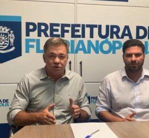 Florianópolis reduz salários de prefeito, secretários e vereadores na luta contra o coronavírus
