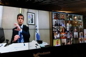 "Ministro da Saúde enfatiza importância de ""regionalizar"" combate ao coronavírus"