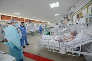 Medida provisória libera R$ 5,5 bilhões para combate a coronavírus