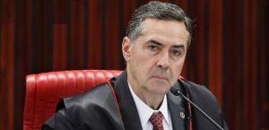 Ministro Luís Roberto Barroso toma posse como presidente do TSE no próximo dia 25