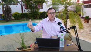 Presidente da UVB realizou live com os temas fundo eleitoral e eleições de 2020