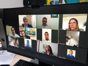 Com vereadores e funcionários infectados pelo coronavírus, Câmara de Maceió suspende sessões virtuais