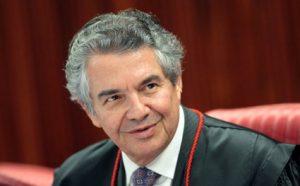 Plenário do Supremo conduz ministro Marco Aurélio a segundo biênio no TSE como membro substituto