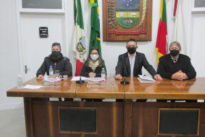 Camara Municipal de Encantado-RS elege nova diretoria para o segundo semestre de 2020