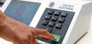 Sistema eletrônico de votação garante segurança do voto e liberdade democrática