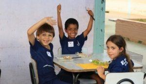 FNDE repassa R$ 400 milhões para alimentação dos estudantes das redes públicas