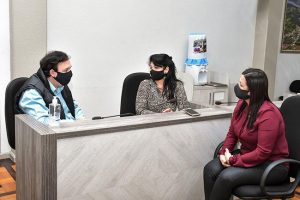 Presidente do Legislativo de Iraí-RS nomeia a primeira procuradora da Procuradoria da Mulher da Câmara de Iraí