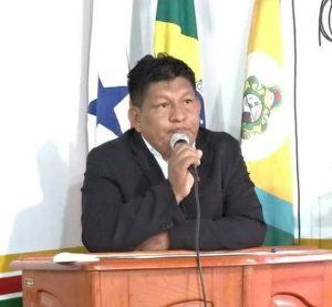 Vereador de Jacareacanga-PA morre no HRBA vítima de COVID-19