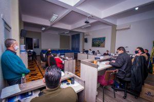 UVB sugere que Câmaras Municipais retomem as sessões presenciais